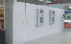 组合电气控制柜