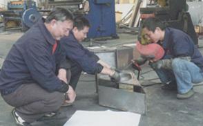 焊接生产厂家